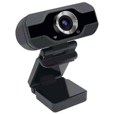 WEBCAM FULL HD 1080P, CON MICRÓFONO 1920X1080  0